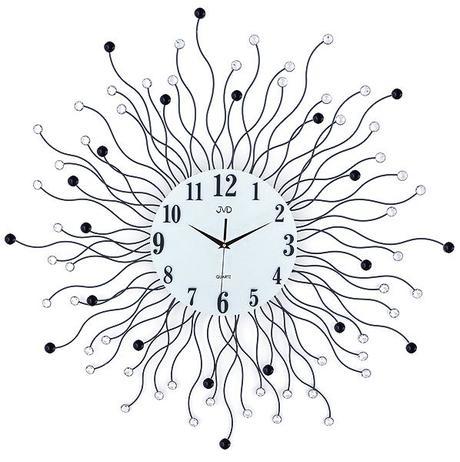 Designové hodiny JVD design HJ51black 78cm,