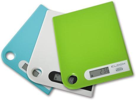 Digitálna kuchynská váha ELD27, 5kg,