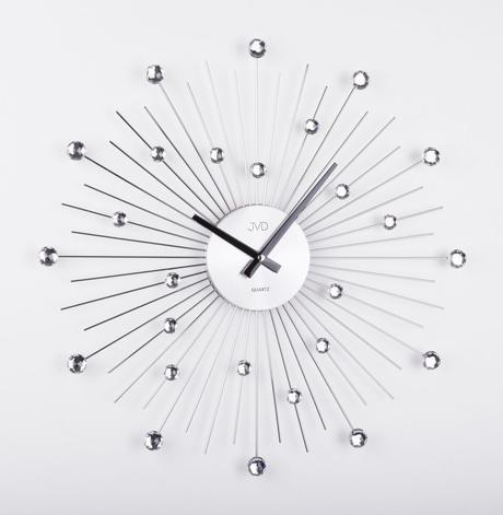 Dizajnové nástenné hodiny JVD HT071, 49cm,