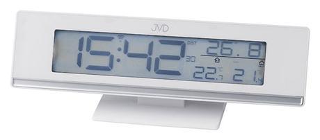 Dizajnový rádiom riadený budík JVD system RBN21.1 ,