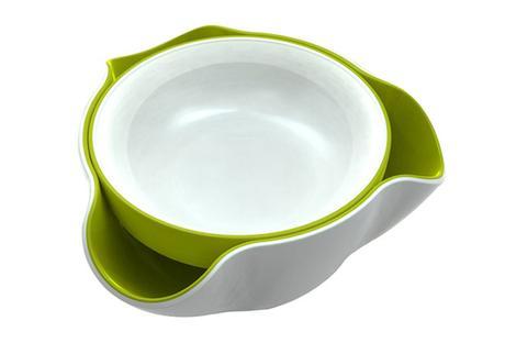 Double Dish Dvojitá miska 18x17x7,5cm,