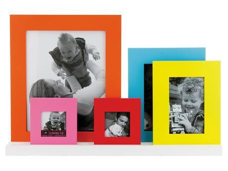 Farebný fotorámik Family Maxi,