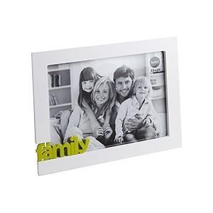 Fotorám BALVI Family 13x18cm biely,