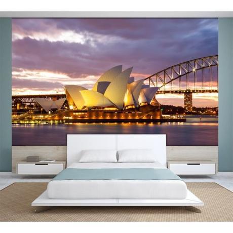 Fototapeta, Sydney, 315 x232cm,