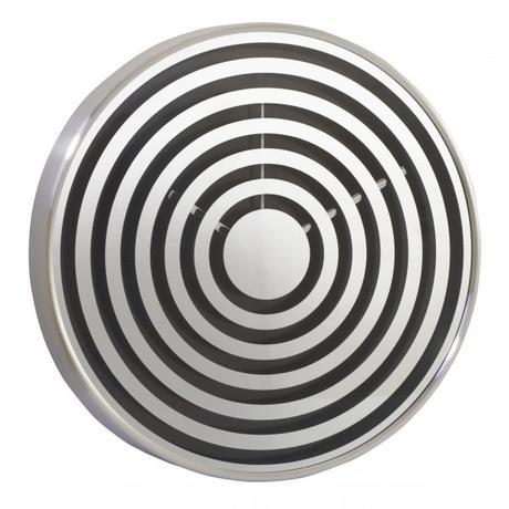 Hodiny INVOTIS Circles 30cm,