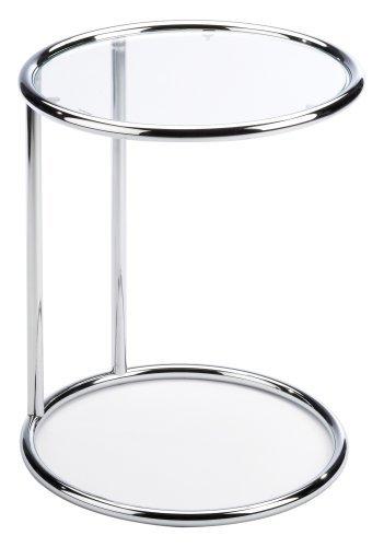 Konferenčný sklenený dizajnový stolík,