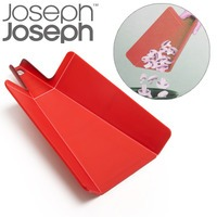 Krájacia doska CHOP2POT PLUS / Joseph Joseph červe,