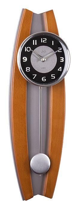 Kyvadlové hodiny JVD N13003/41 60cm,
