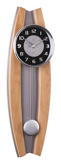 Kyvadlové hodiny JVD N13003/68 60cm,