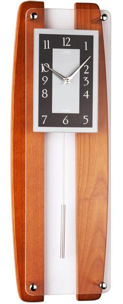 Kyvadlové hodiny JVD quartz N12033.41 59cm,