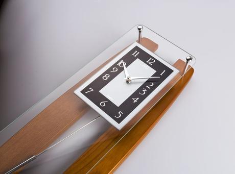 Kyvadlové hodiny JVD quartz N12033.68 59cm,
