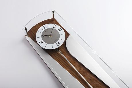 Kyvadlové hodiny JVD quartz N124.41 59cm,