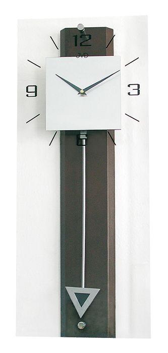 Kyvadlové hodiny JVD quartz N2233.23 68cm,