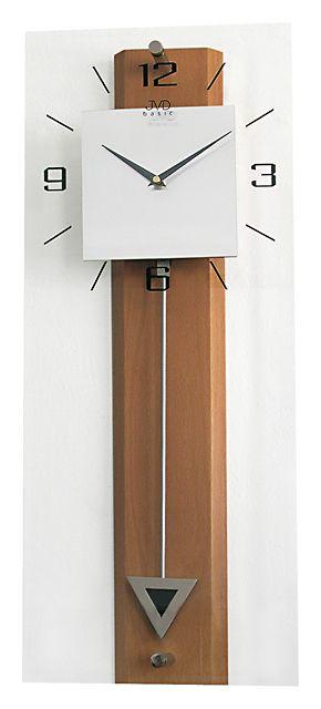 Kyvadlové hodiny JVD quartz N2233.41 68cm,