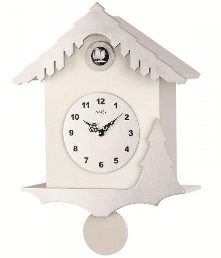 Kyvadlové kukučkové hodiny 7388 AMS 34cm,