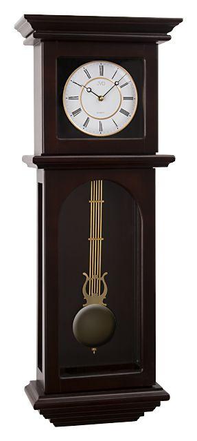 Kyvadlové nástenné hodiny JVD 24.23 80cm,