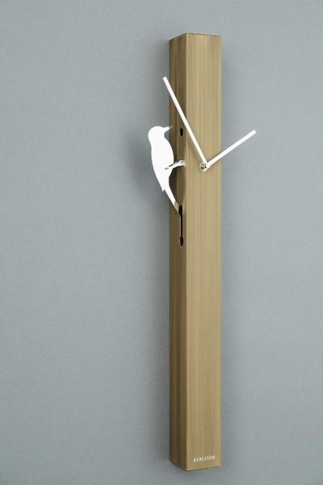 Kyvadlové nástenne hodiny Karlsson 5418WD 65 cm,