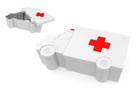 Lekárnička BALVI Ambulance,