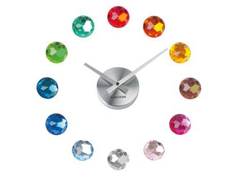 Moderné hodiny Diamant 5235MC Karlsson,