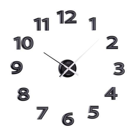 Nalepovacie nástenné hodiny JVD HB12.1,