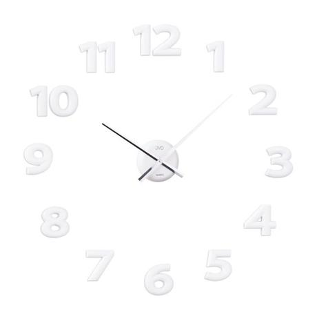 Nalepovacie nástenné hodiny JVD HB12.2,