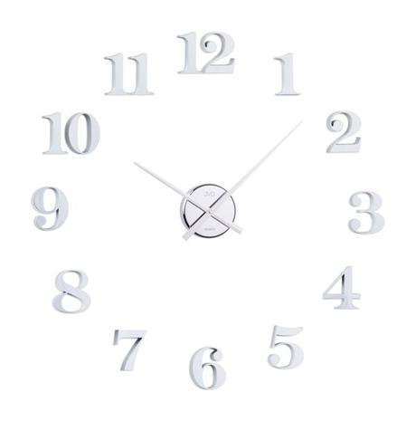 Nalepovacie nástenné hodiny JVD HB13.1,