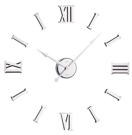 Nalepovacie nástenné hodiny JVD HB15,