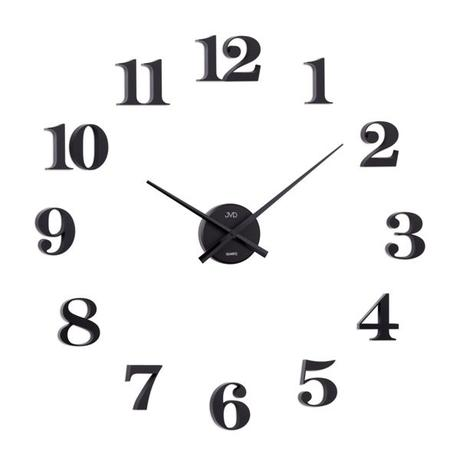 Nalepovacie nástenné hodiny JVD HB25,