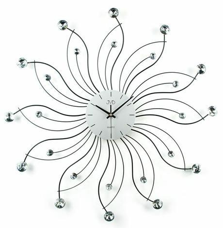 Nástenné designové hodiny H27  60cm,