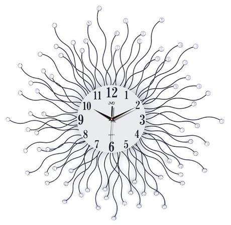 Nástenné designové hodiny JVD HJ19 Sun 78 cm,