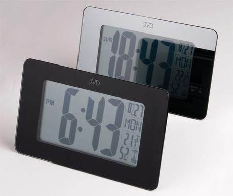 Nástenné digitálne hodiny RH18.1 27x16,5 cm,