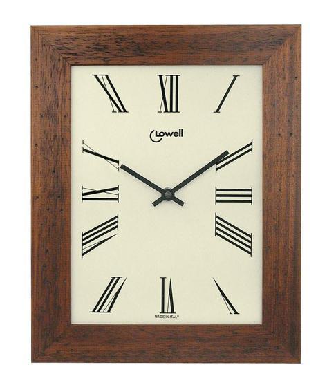 Nástenné hodiny 01776 Lowell 30cm,