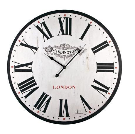 Nástenné hodiny 21418 Lowell 60cm,