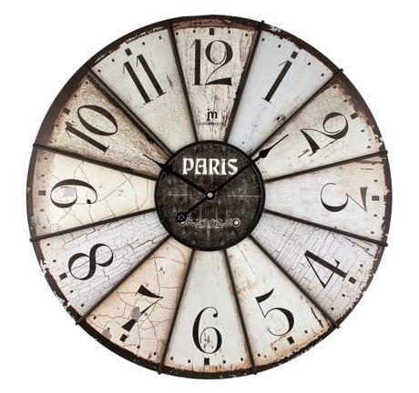 Nástenné hodiny 21422 Lowell 60cm,
