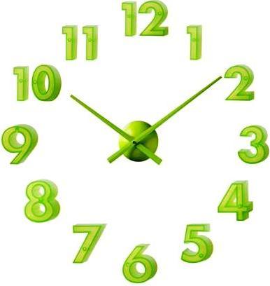 Nástenné hodiny 24519 Balvi green 60cm,