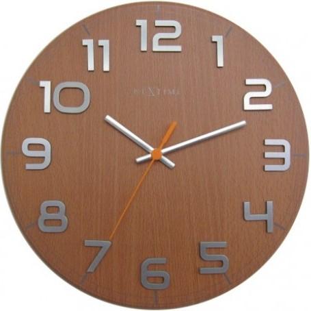 Nástenné hodiny 3082 Nextime Classy round 30cm,