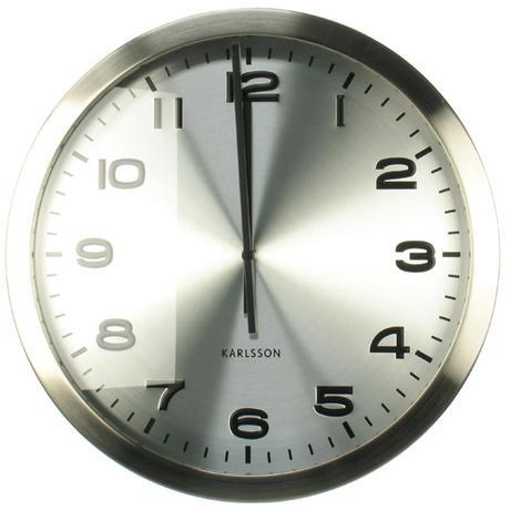 Nástenné hodiny 4626 Karlsson 50cm,