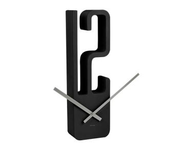 Nástenné hodiny 5318BK Karlsson 39cm,