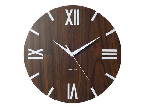 Nástenné hodiny 5451 Karlsson 30cm,