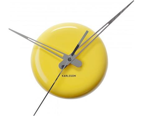 Nástenné hodiny 5452YE Karlsson 14cm,