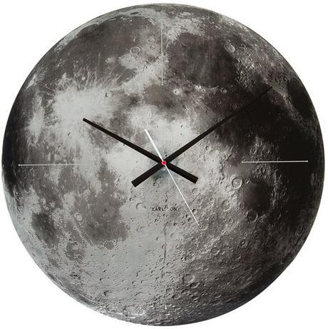 Nástenné hodiny 5475 Karlsson 60cm,