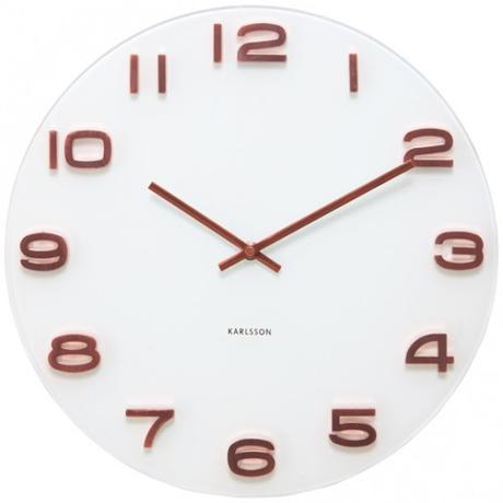 Nástenné hodiny 5534 Karlsson 35cm,