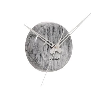 Nástenné hodiny 5535GY Karlsson 14cm,