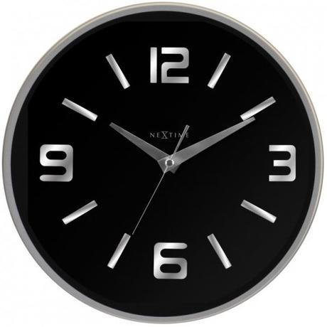 Nástenné hodiny 8148zw Nextime Shuwan 43cm,