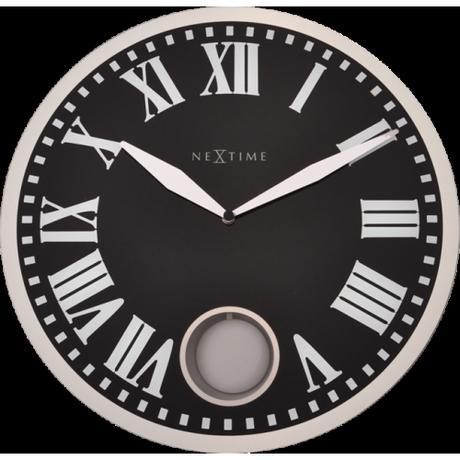 Nástenné hodiny 8161 Nextime Romana 43cm,