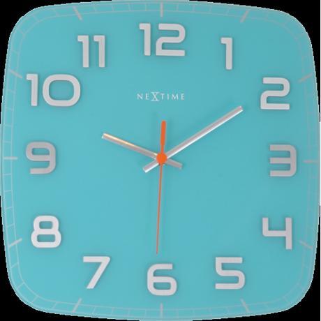 Nástenné hodiny 8816tq Nextime Classy square 30cm,