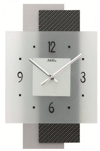 Nástenné hodiny 9243 AMS 36cm,