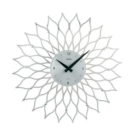 Nástenné hodiny 9358 AMS 39cm,