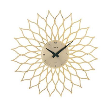Nástenné hodiny 9359 AMS 39cm,