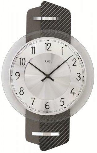 Nástenné hodiny 9404 AMS 38cm,